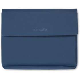 Pacsafe RFIDsafe TEC Passport Wallet Navy Blue